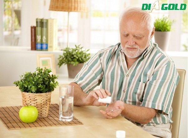 thuốc uống trị tiểu đường type 2