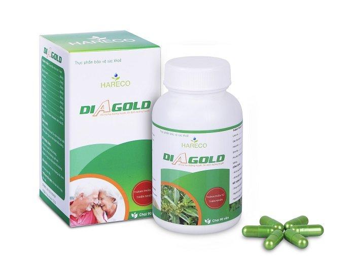 tiểu đường diagold hỗ trợ giảm đường huyết cho người bệnh tiểu đường