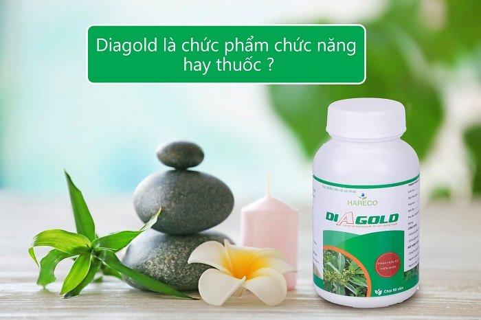 diagold là thực phẩm chức năng hay là thuốc