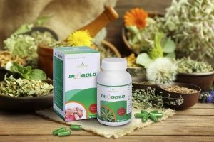 diagold thảo dược hỗ trợ điều trị tiểu đường