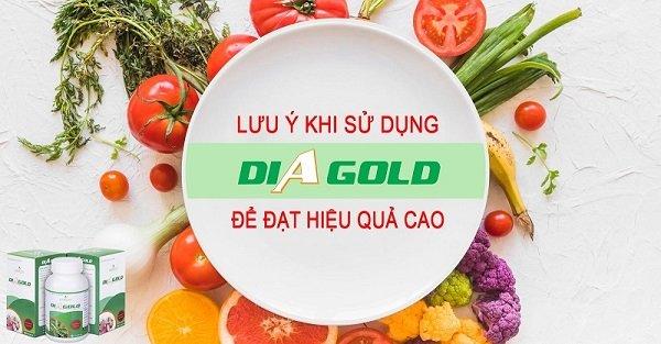 sử dụng tiểu đường Diagold đạt hiệu quả cao