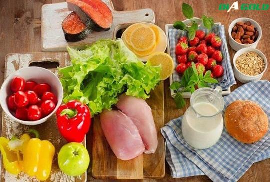 chế độ ăn phòng ngừa tiểu đường