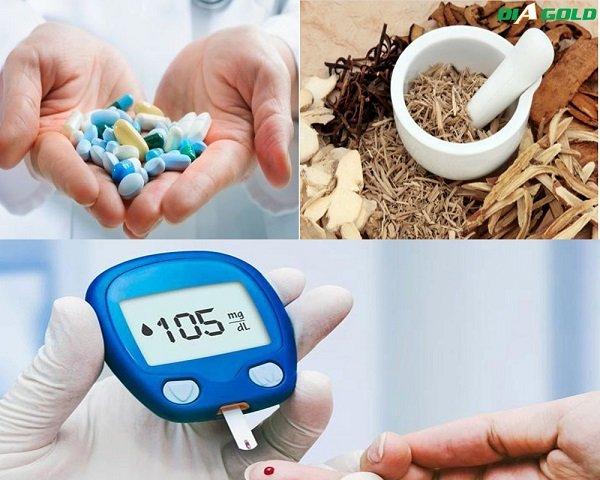 thuốc đông tây y chữa bệnh tiểu đường