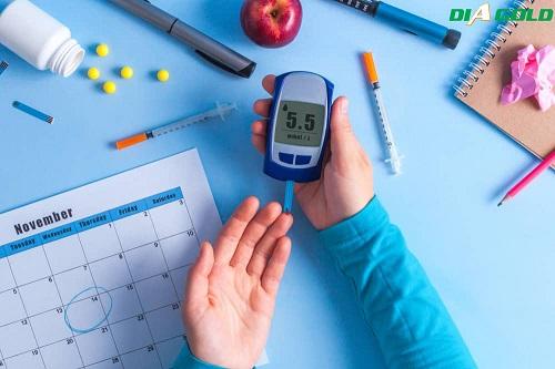 kiểm tra chỉ số đường huyết tại nhà