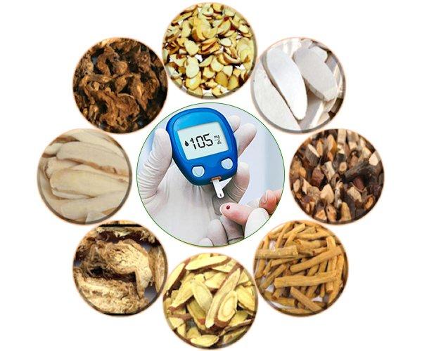 thuốc tiểu đường đông y