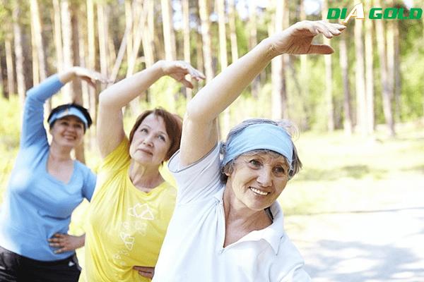 điều trị tiểu đường bằng luyện tập