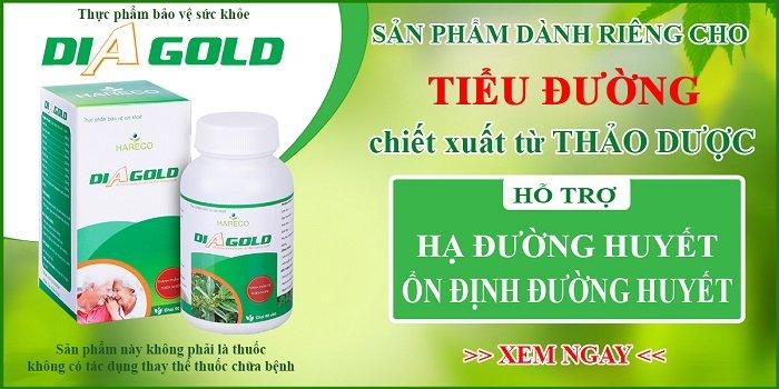 thuốc tiểu đường diagold
