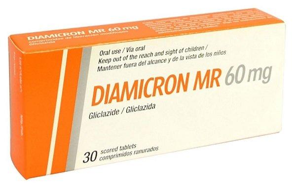 thuốc trị tiểu đường diamicron