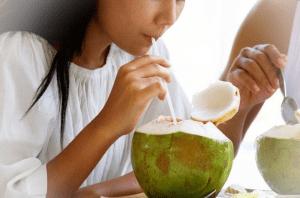 Tiểu đường uống nước dừa được không