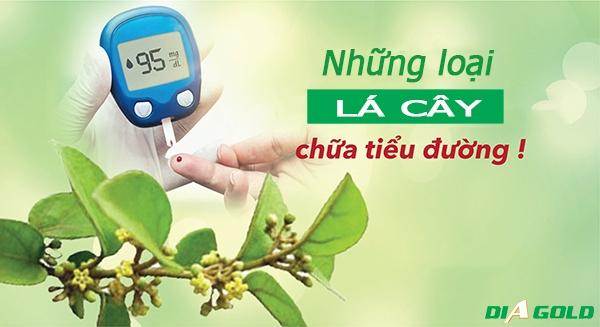 lá chữa bệnh tiểu đường