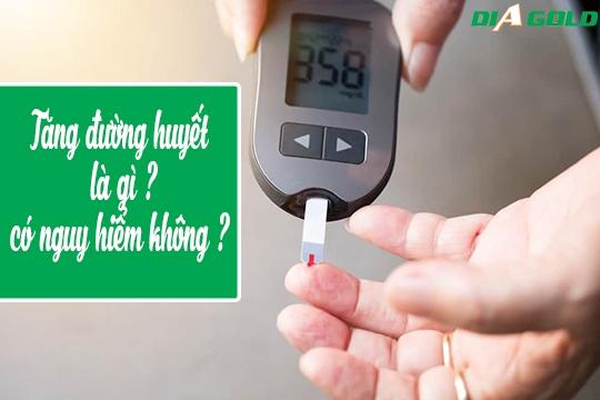 tăng đường huyết