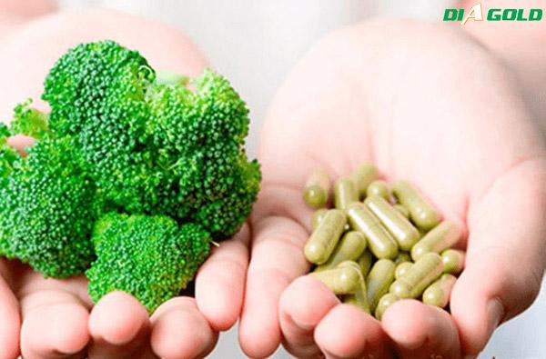 thực phẩm chức năng chữa bệnh tiểu đường