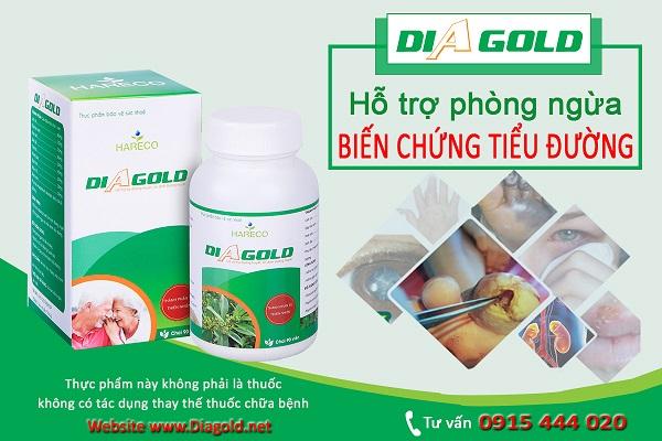 thuốc phòng ngừa biến chứng tiểu đường