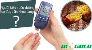 Người bệnh tiểu đường ăn được khoai lang không