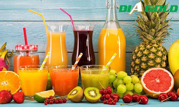 Người bệnh tiểu đường không nên uống nước ép trái cây