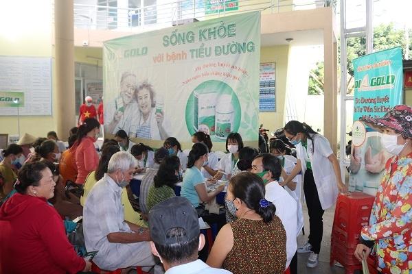 Diagold chăm sóc sức khỏe người cao tuồi quận Bình Tân ảnh 1
