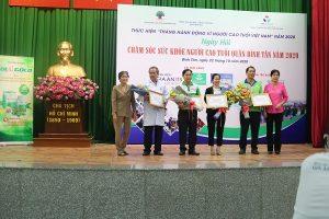 Diagold chăm sóc sức khỏe người cao tuồi quận Bình Tân