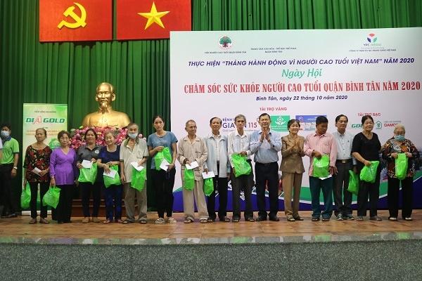 Diagold chăm sóc sức khỏe người cao tuồi quận Bình Tân ảnh 5