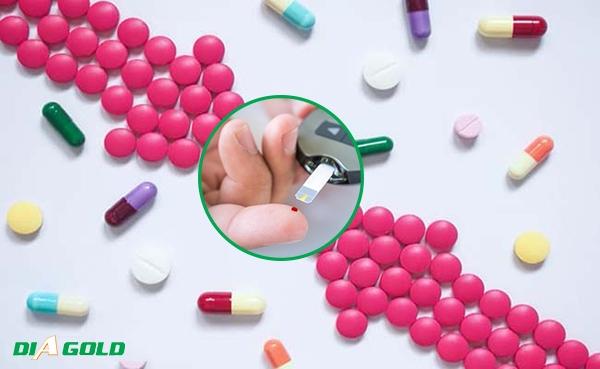 thuốc tây chữa bệnh tiêu đường
