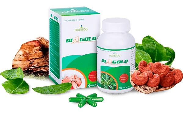 thuốc tiểu đường diagold điều trị tiểu đường