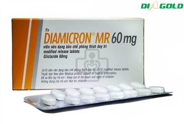thuốc tiểu đường diamicron