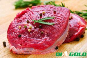 bệnh tiểu đường có ăn được thịt bò không