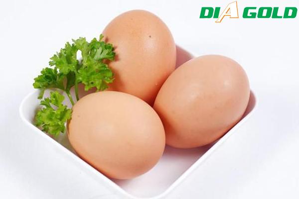 bệnh tiểu đường ăn trứng gà được không