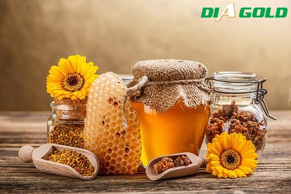 bệnh tiểu đường uống mật ong được không