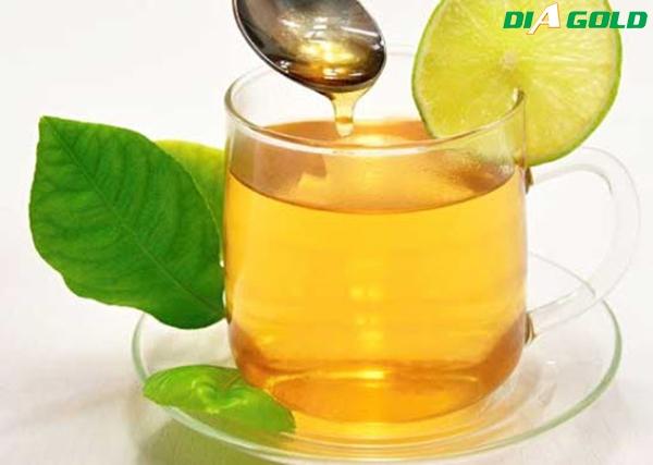 tiểu đường uống mật ong với chanh được không