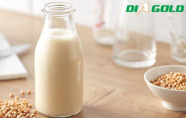 tiểu đường uống bao nhiêu sữa đậu nành 1 ngày