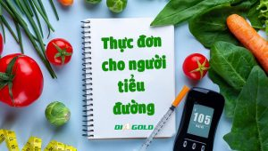 thực đơn cho người tiểu đường tuýp 2
