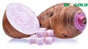 tiểu đường ăn khoai môn được không