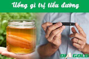 uống gì trị tiểu đường