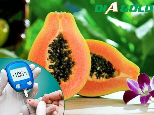Người bệnh tiểu đường ăn đu đủ được không
