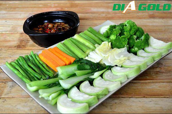 ăn rau xanh phòng ngừa tiểu đường