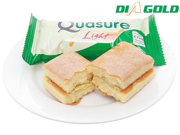Bánh cho người tiểu đường bánh bông lan Quasure light
