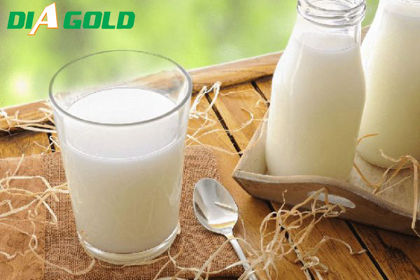 bị tiểu đường uống sữa tươi không đường được không