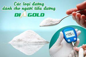 Các loại đường dành cho người tiểu đường