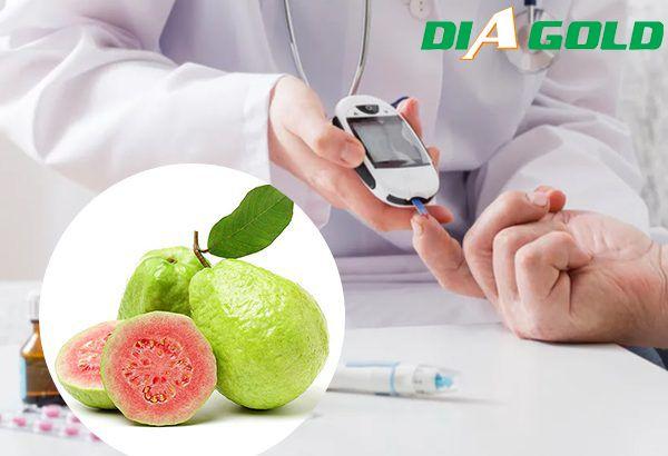 Người bị bệnh tiểu đường ăn ổi được không ? có tốt không