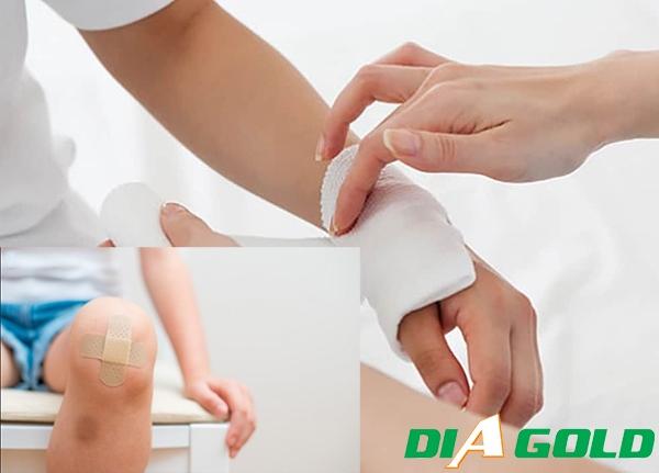 Cách chăm sóc vết thương khi bị tiểu đường