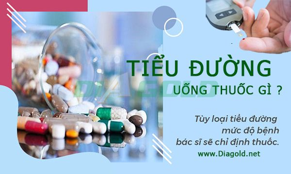 Bị tiểu đường uống thuốc gì tốt