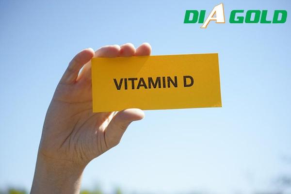 Bổ sung vitamin D giúp ổn định đường huyết
