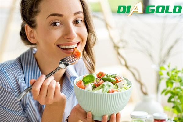 Chế độ ăn uống người tiểu đường