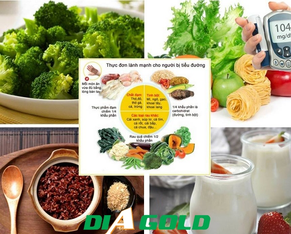 Người bệnh tiểu đường nên ăn gì kiêng gì để ổn định đường huyết