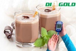 Người bị bệnh tiểu đường uống được ca cao không