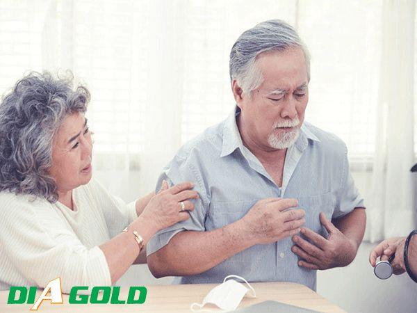 Bệnh tiểu đường ở người già có nguy hiểm không