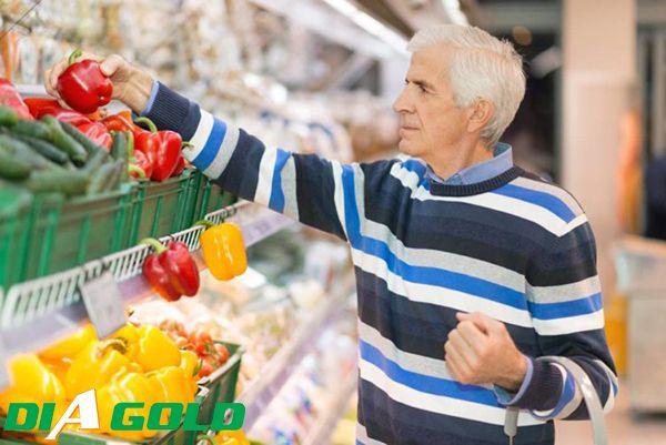 Cách phòng tránh bệnh tiểu đường ở người lớn tuổi