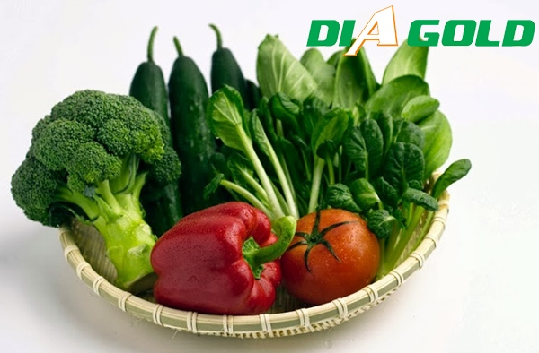 Các loại rau trị tiểu đường hiệu quả