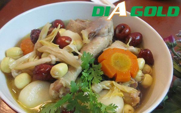 Các món ăn ngon dành cho người bệnh tiểu đường