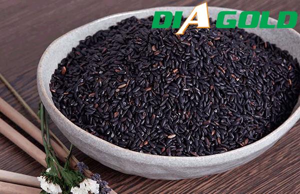 gạo dành cho người tiểu đường gạo đen